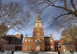 Philadelphia Independence Hall (Photo: Thinkstock/iStockphoto)