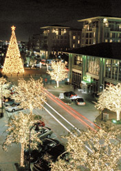 Texas: Plano Holiday Lights (Photo: Legacy Town Centre)