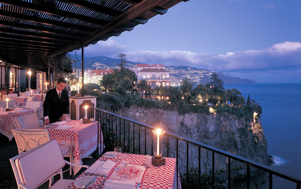 Portugal: Reid's Palace (Photo: Orient-Express Hotels (UK) Ltd.)