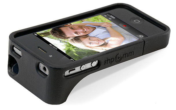 MirrorCase on iPhone 4S (Photo: MirrorCase)