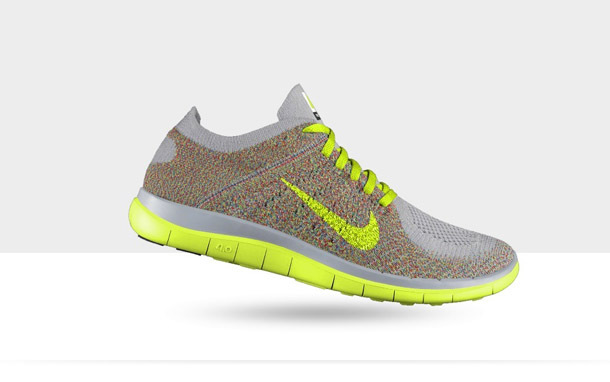 Nike Fly Knit Shoes How Do They Make Them