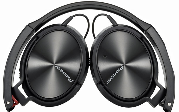 Product: Pioneer Headphones (Photo: Pioneer Electronics)