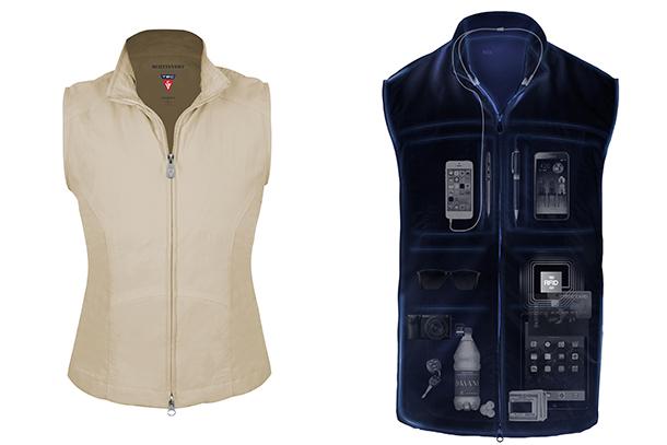 Scottevest RFID Vest (Photo: Scottevest)