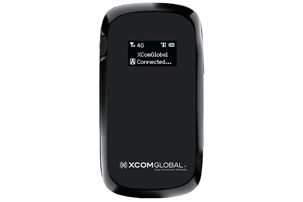 XCom Global Mobile Hotspot (Photo: XCom Global)