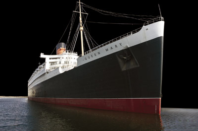 California: The Queen Mary