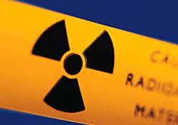 Radioactive Warning Sign (Photo: Thinkstock/Stockbyte)
