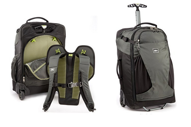 Can A Hybrid Suitcase Backpack Actually Do It All Blog