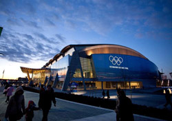 Richmond Olympic Oval (Photo: VANOC/COVAN)