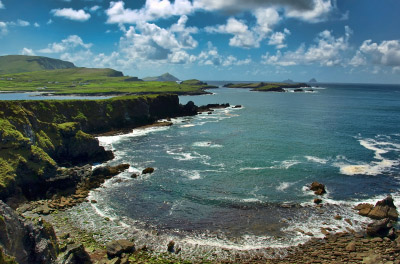 Ireland: Ring of Kerry Ocean