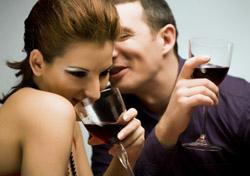 Wine and Romance  (iStockphoto.com/Sladjana Lukic)
