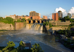 Rochester, New York (Photo: iStockphoto/Richard McGuirk)