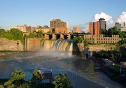 Rochester, New York (Photo: iStockphoto/Richard McGuirk)