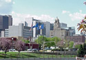 Minnesota: Rochester Skyline (Photo: Rochester, MN Convention & Visitors Bureau)
