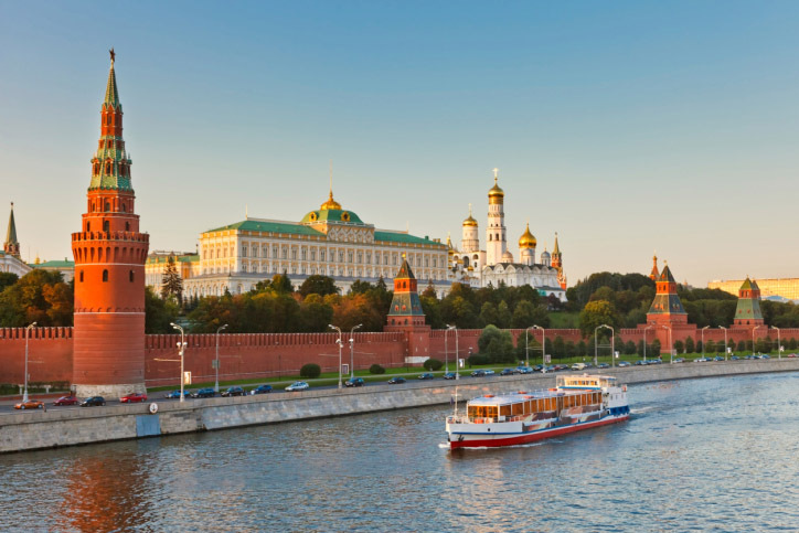 Russia: Moscow, Kremlin (Photo: Thinkstock/iStockphoto)