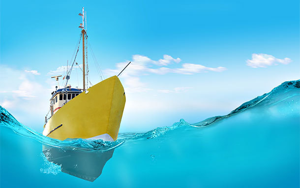 Ship at Sea (Photo: Shutterstock.com)