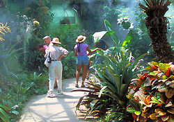 San Antonio's Botanical Garden (Photo: SACVB/Al Rendon)