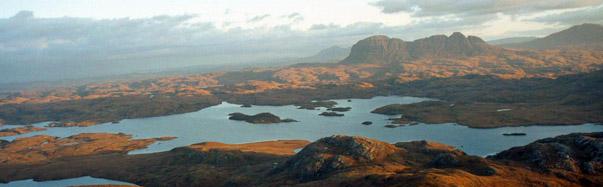 The Wilds of Assynt, Scotland (Photo: Wilderness Scotland)