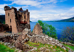 Scotland Urquhart Castle (Photo: iStockphoto/TT)
