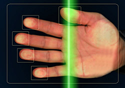 Fingerprint scan (Photo: Dino Ablakovic/iStockphoto.com)