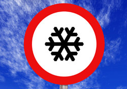 Signage: Snowflake (Photo: Thinkstock/Hemera)