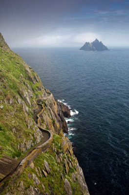 Ireland: Skellig Island