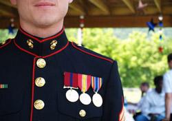 Soldier (Photo: iStockphoto/Barry Powers)