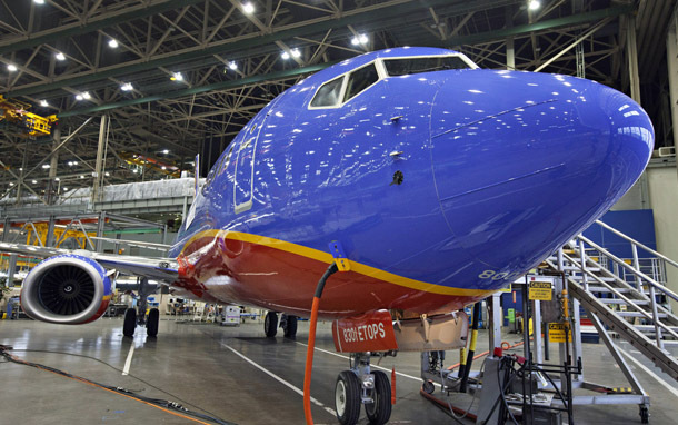 Southwest: Refueling Plane (Photo: Southwest Airlines/Stephen M. Keller)