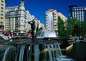 Plaza de Espana in Madrid, Spain (Photo: Peter Adams)