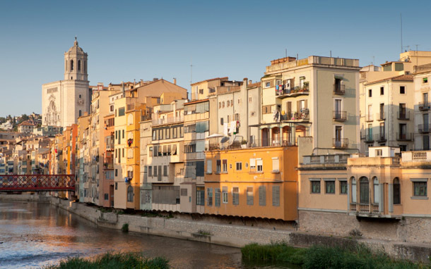 Spain: Girona, Cathedral (Photo: Thinkstock/iStockphoto)
