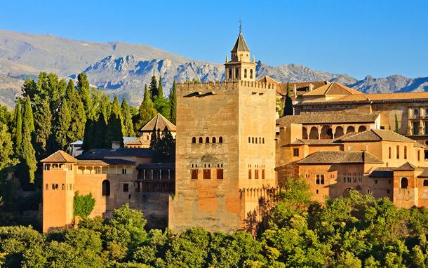Spain: Granada, La Alhambra (Photo: Shutterstock/S.Borisov)