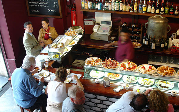 Tapas Bar in Spain (Photo: Rick Steves)