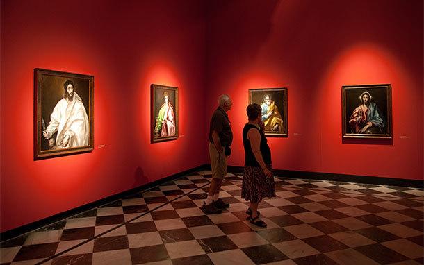 El Greco Museum, Toledo, Spain (Photo: Dominic Bonuccelli)