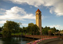 Washington: Spokane Clock Tower (Photo: iStockphoto/Cameron Glass)