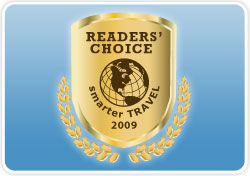 SmarterTravel Readers' Choice Awards