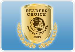 SmarterTravel Readers' Choice Awards