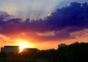 Chicago Sunset (Photo: iStockphoto/Jim Jurica)