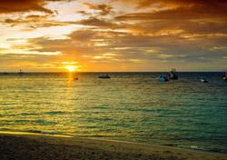 Sunset over the Ocean (Photo: Thinkstock/iStockphoto)