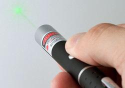 Tech Gadget: Laser Pointer (Photo: Shutterstock/Robin Lund)