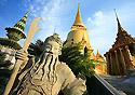 Bangkok's Temple of the Emerald Buddha (Photo: Tourism Authority of Thailand)