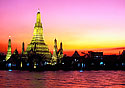 Wat Arun, Temple of the Dawn, in Bangkok, Thailand (Photo: iStockphoto)