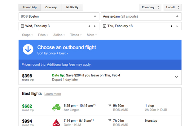 Master Google Flights with These Five Tricks