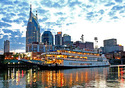 Downtown Nashville, General Jackson (Photo: Heavenly Perspectives/Nashville CVB)