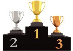 Trophies (Photo: iStockPhoto/Shapecharge)