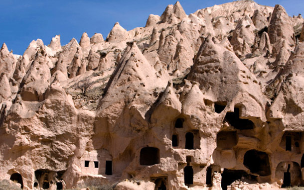 Daily Daydream: Goreme National Park in Cappadocia, Turkey ...