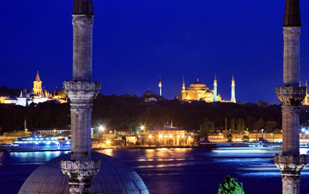 Turkey: Istanbul - Topkapi Palace (Photo: Thinkstock/iStockphoto)