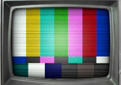 TV with no signal (Photo: IStockPhoto/Marie-france Belanger)