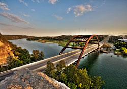 360 bridge, Austin, Texas (Photo: iStockphoto.com)