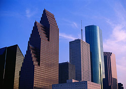 Houston cityscape (Photo: Index Open)
