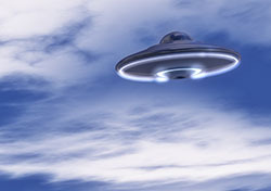 Photo: UFO via Shutterstock