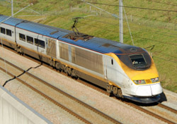 Eurostar (Photo: iStockPhoto/David Cannings-Bushell)